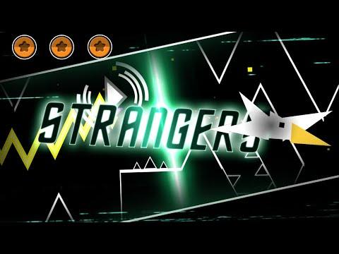 """Strangers"" (demon, 3 coins) by DanZmeN & Lemons | Geometry Dash 2.11"