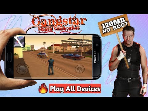 Gangstar Miami Vindication game play all devices  how to download in Android Mobile for free