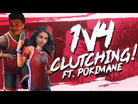 CLUTCHING FOR POKIMANE! 15 KILL DUO (Fortnite BR Full Match)
