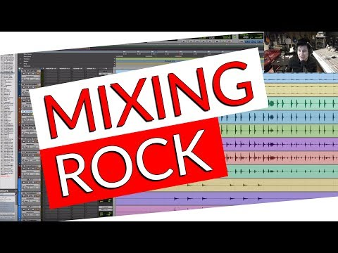 Mixing Rock - Warren Huart: Produce Like A Pro