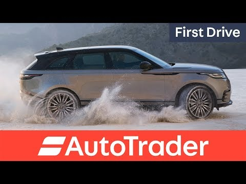 Thumbnail: Range Rover Velar 2017 first drive review