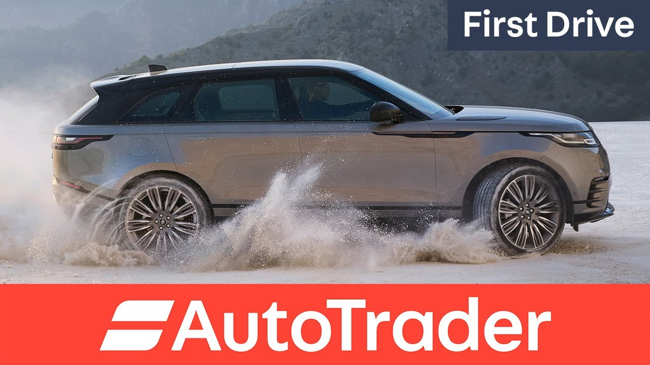 Range Rover Velar 2017 first drive review