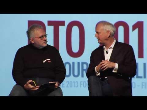 Philip Wolf, founder Phocuswright - VISIONI - BTO Buy Tourism Online 2013