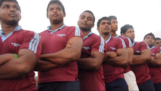 SINGHA PUTHUN - A Tribute to Dharmaraja College RUGBY!!