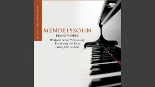 Lieder ohne Worte, Op. 85: No. 1, Andante espressivo in F Major