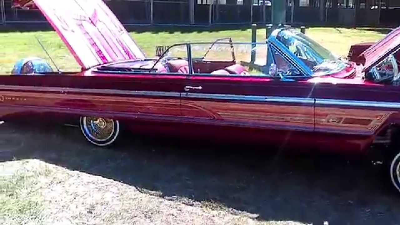 1964 Chevy Impala Convertible Stockton Impala's Magazine Car Show ...