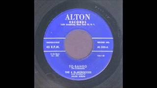 The 4 El-Moroccos - To-Bango - R&B Instrumental 45