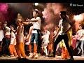 Assamese dance stage perfomanced  by Jagrata