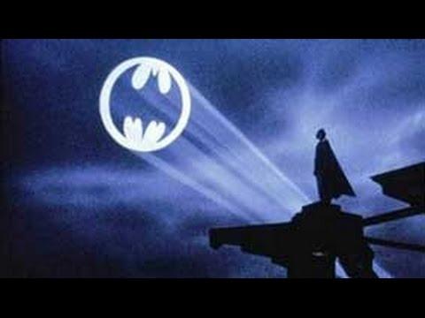 Batman lamp signal - YouTube