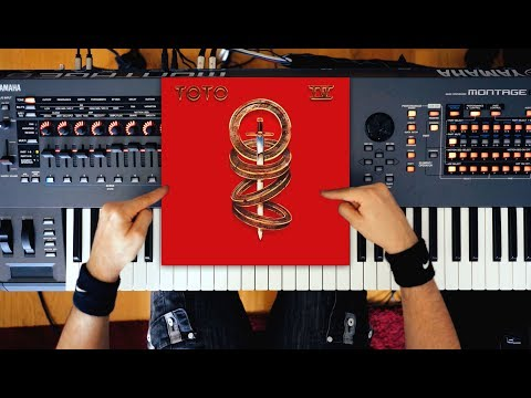 How to Create Toto's Africa Synth Brass Sound on Yamaha Montage