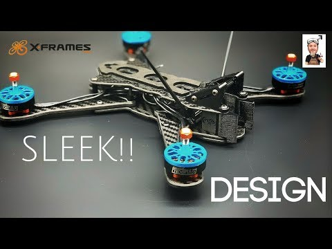 New Hyperlow CG FPV Frame Extended Review & Build