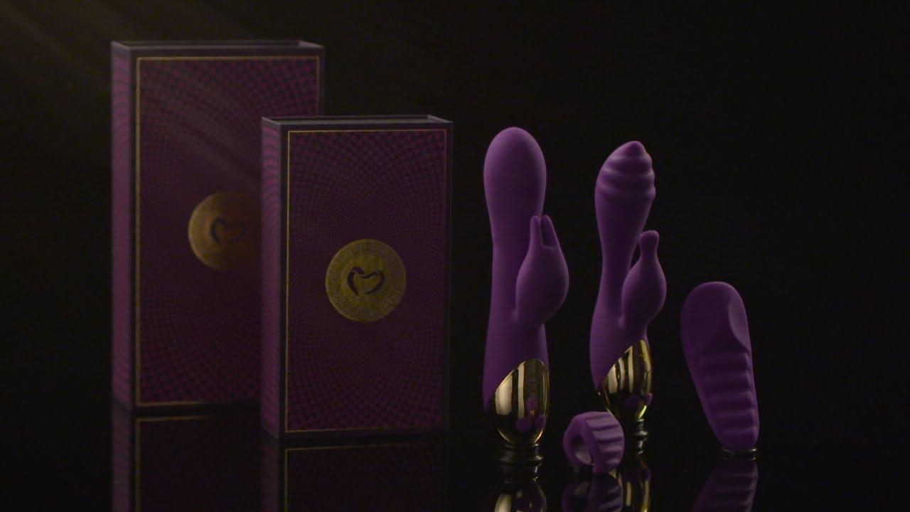 Pure Romance Toys : New seductive spotlight luxury collection pure romance