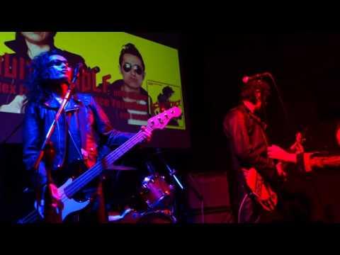 Guitar Wolf live @ Blah Blah, Torino, 26/10/16 - medley #1