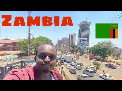 Exploring Lusaka, Capital City Of Zambia 🇿🇲