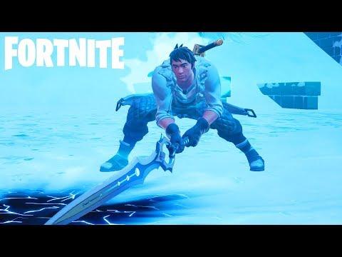 שיחקתי עם החרב החדשה!!! (פורטנייט - Fortnite)