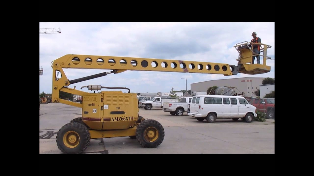 maxresdefault grove amz 66xt boom lift for sale sold at auction august 28  at alyssarenee.co