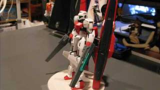 1/144 GN Archer Time Lapse Build