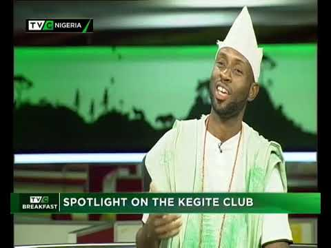 Spotlight on the Kegite Club