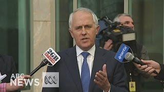 In Full: Malcolm Turnbull to challenge Tony Abbott