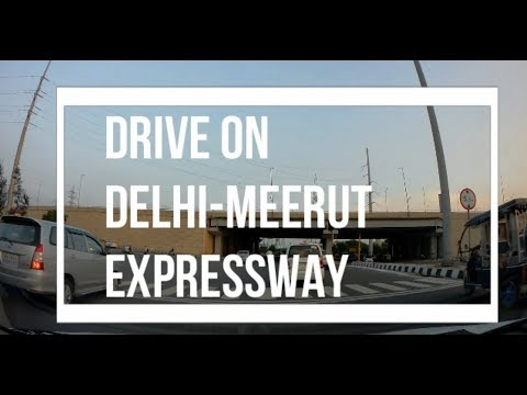 Ford Figo | Delhi - Meerut Expressway | Evening Drive | Thanks Modi Ji |