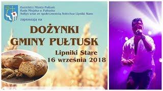 DEEP DANCE - Dożynki Gminy Pułtusk - Lipniki Stare - 16 września 2018r. (Zaproszenie)