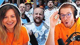 Unge REAGIERT auf WM HYMNE 2018! | ungeklickt