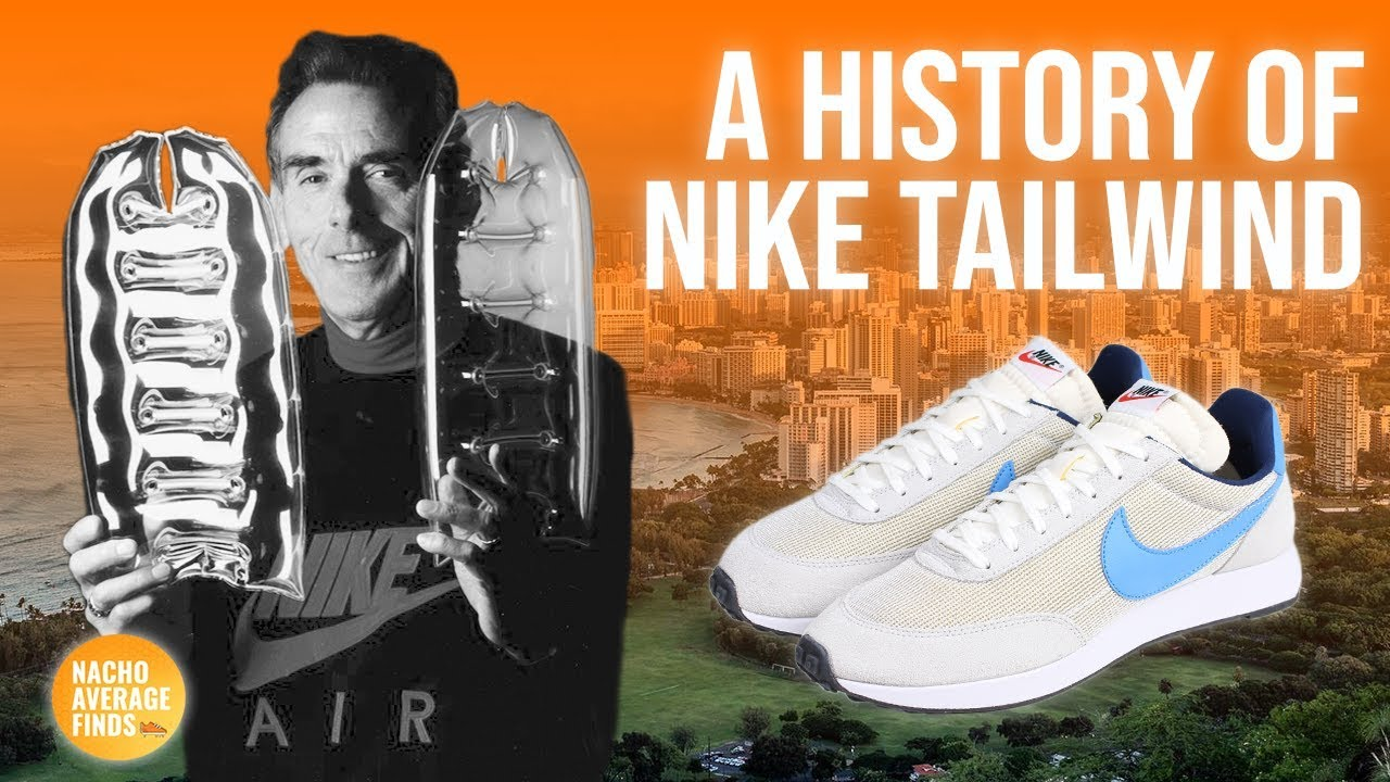 nike tailwind first air