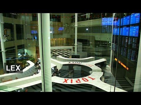 Stocks big in Japan