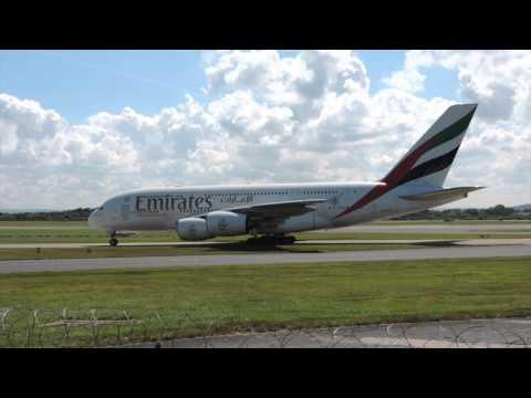 Emirates Airline Tribute