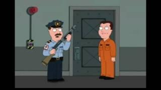 Family Guy Canadian Alcatraz