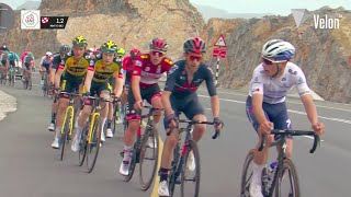 UAE Tour 2021 highlights: Mountain battle on Stage 5