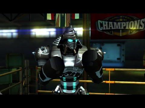 Real Steel Champions - Битвы роботов продолжаются!!  на Android