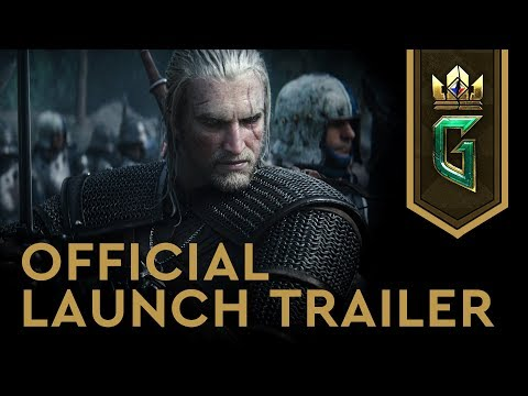 GWENT: The Witcher Card Game | Official Launch Trailer