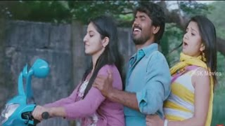 Ramakrishnan and Athmiya Comedy Scene - Pongadi Neengalum Unga Kaadhalum Movie Scenes