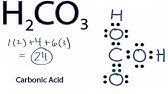 Ch2o Lewis Structure How To Draw The Dot Structure For