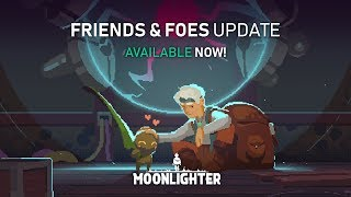 Moonlighter | Friends and Foes Update - Feature Trailer
