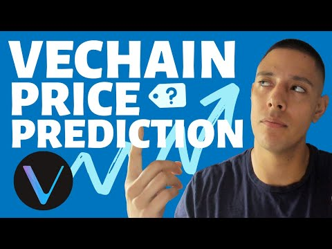 VeChain Price Prediction | #1 Undervalued Altcoin