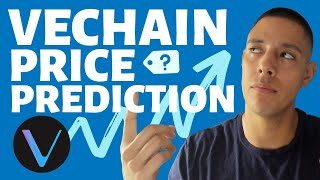 VeChain Price Prediction   #1 Undervalued Altcoin