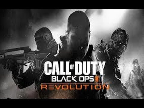 "Black Ops 2 Zombies Full Tour of ""Die Rise"" Revolution Map Pack XBOX 360"