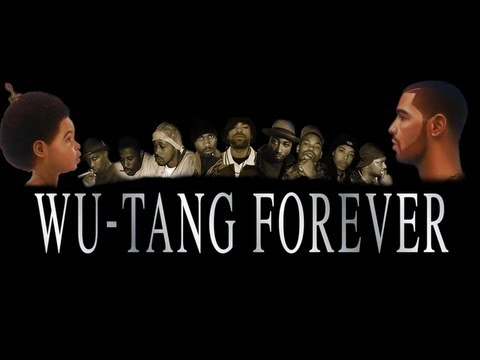 "Drake ""Wu-Tang Forever"" Song Drops w/""Nothing Was the Same"" Album Pre-Order"