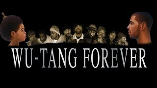 """Drake """"Wu-Tang Forever"""" Song Drops w/""""Nothing Was the Same"""" Album Pre-Order"""