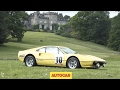 FERRARI RALLY CAR DRIVEN | 308 GTB Group B rally car | Autocar