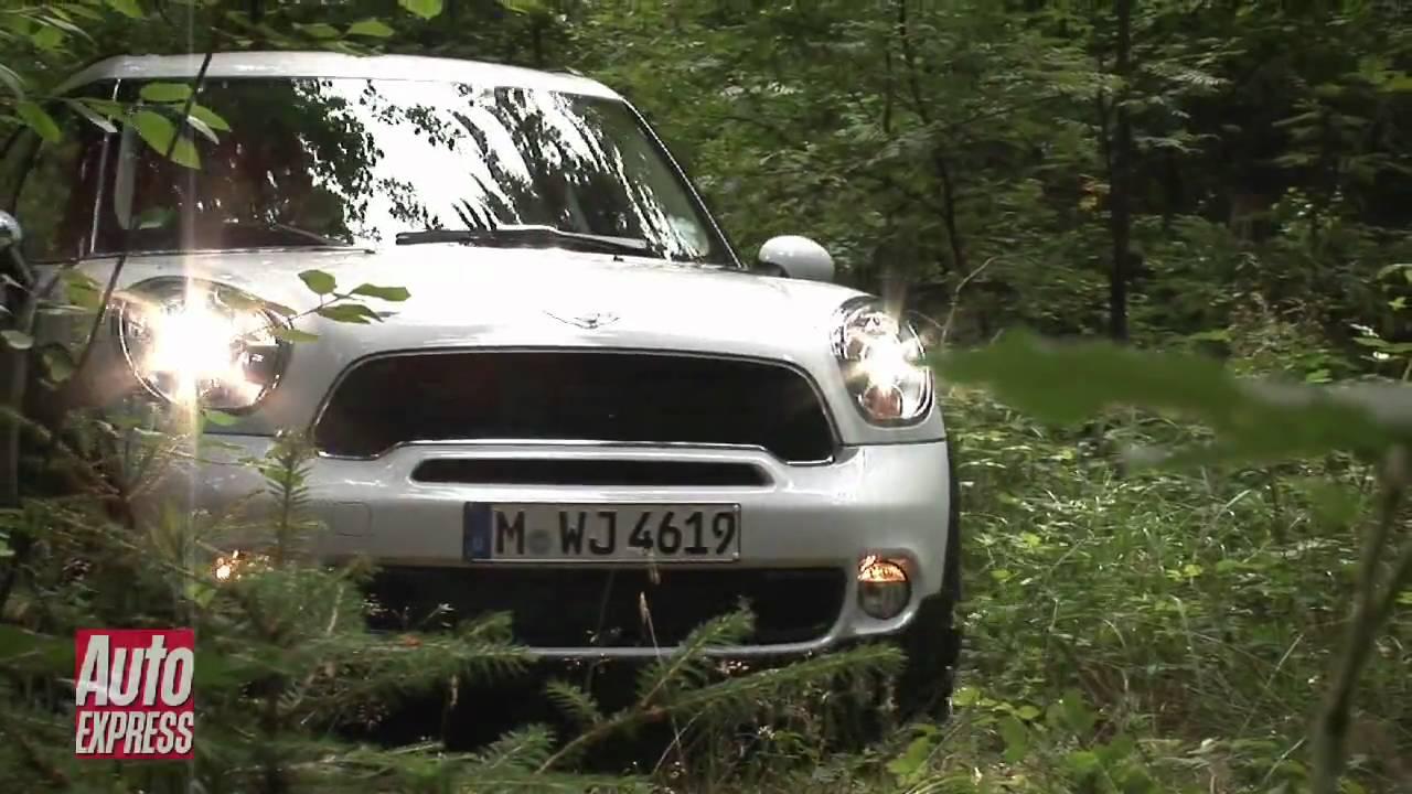 Mini Countryman Review Auto Express Youtube