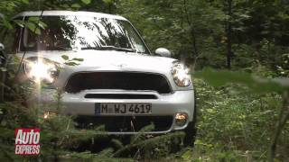 MINI Countryman Review - Auto Express