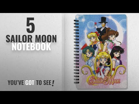 Top 10 Sailor Moon Notebook [2018]: Sailor Moon Girls Group Notebook