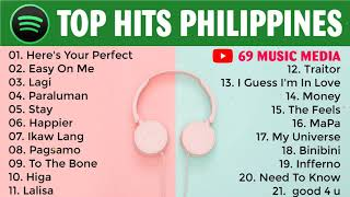 Top Hits Philippines 2021 #26 | Spotify as of Oktubre 2021 |  Spotify Playlist October 2021