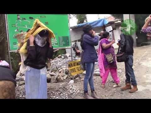 Sikkim Travel Gangtok - Nathula pass - Gurudongmor - Pelling - zero point - part 2