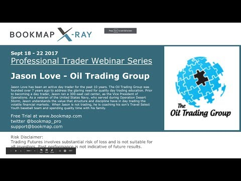 2017-09-19 Bookmap Pro Trader - Jason Love