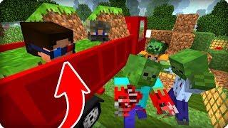 Самое безопасное место? [ЧАСТЬ 38] Зомби апокалипсис в майнкрафт! - (Minecraft - Сериал)