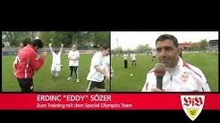 Special Olympics Deutschland und VfB Stuttgart - Europäische Fußballwoche 2013